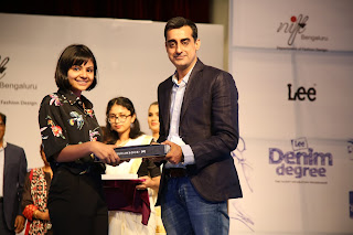A 'DEGREE FOR DENIMS' by Lee Jeans in Association with NIFT- Bangalore