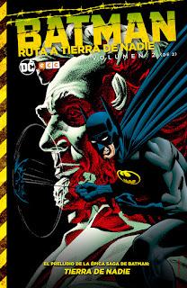 BATMAN RUTA A TIERRA DE NADIE vol 2