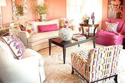 Mixing Patterns and Prints in Interior Design - Leovan Design