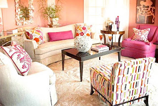 Mixing Patterns and Prints in Interior Design