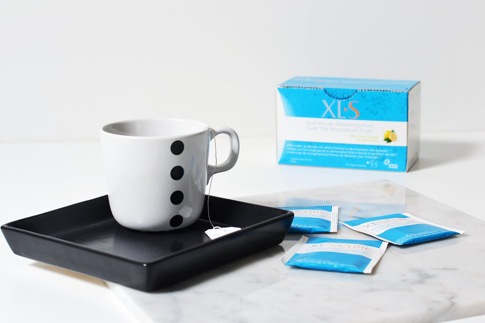 Kuur koude afslankingsthee, XL-S, viata, online apotheek, slimming tea, review
