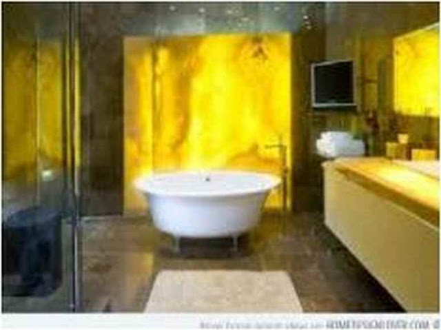 Soft Yellow Bathroom Ideas HD TOP75