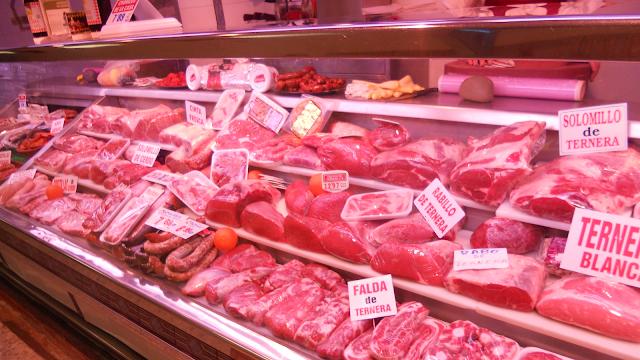 Carnicerías y luces: cómo engañar a la vista del consumidor