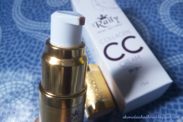 Collagen CC Cream Raily review