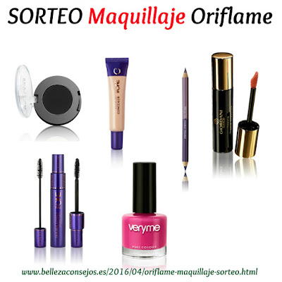 maquillaje Oriflame