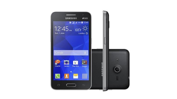Cara Flashing Samsung Galaxy Core 2 (SM-G355H) Mati total / Bootloop