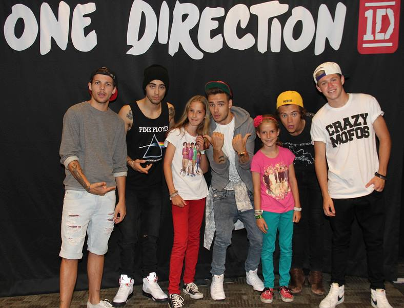 one direction miami 2013 meet and greet