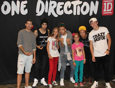 1d meet and gre ets