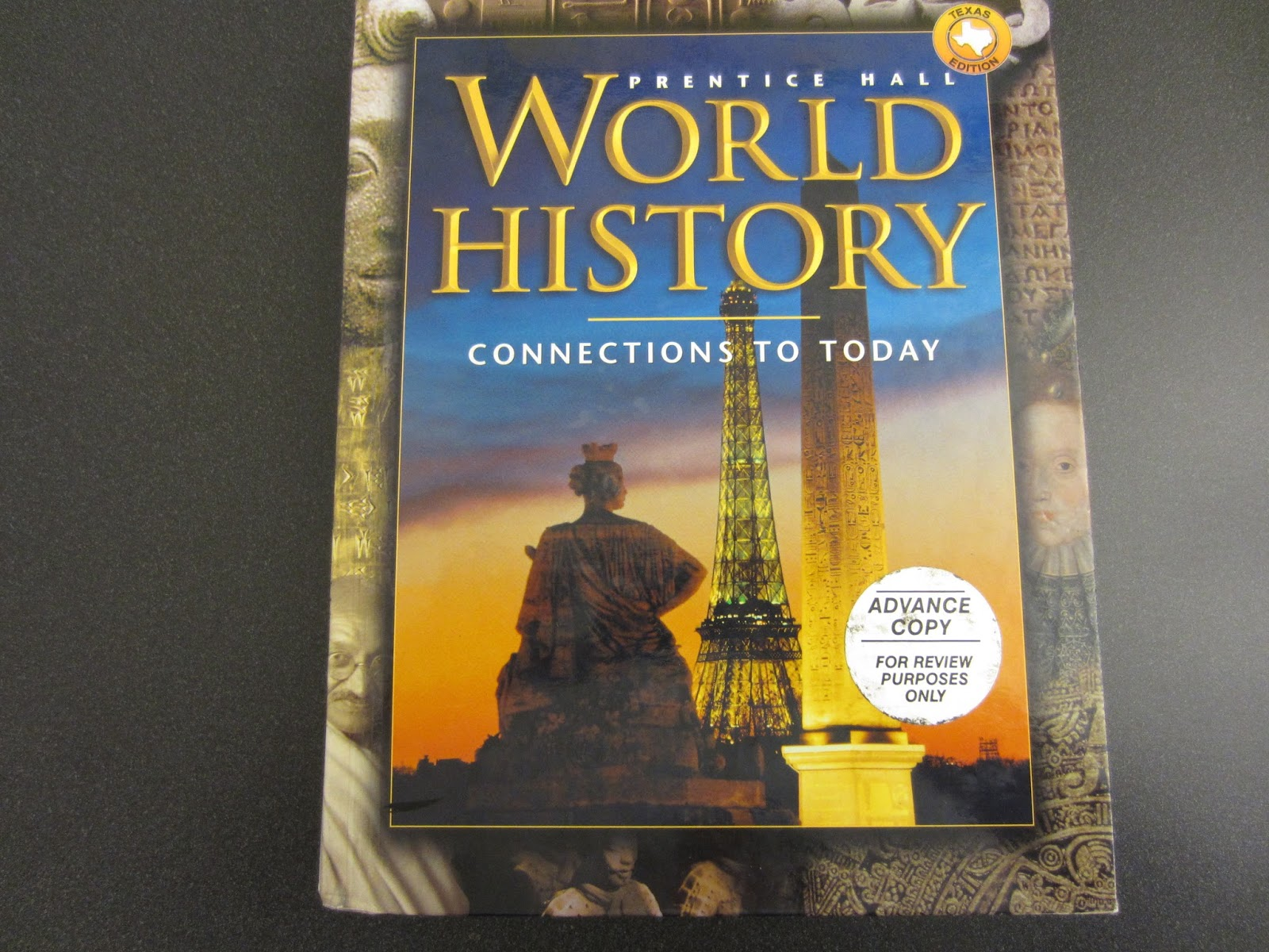 The Scholar S Stage A Few Stray Thoughts On World History
