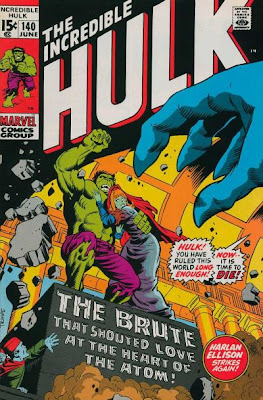 Incredible Hulk #140, Jarella, Herb Trimpe