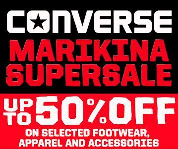 converse sale in marikina 2017