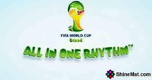 32 team slogans of FIFA worldcup