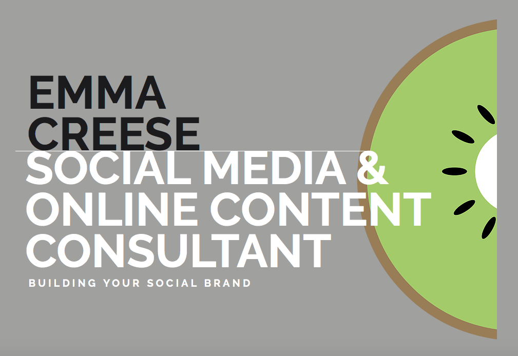 social media management and content/article writing