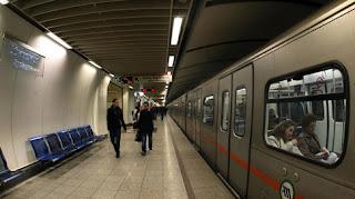 Χωρίς μετρό, τραμ, τρόλεϊ η Αθήνα, δεμένα τα πλοία