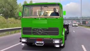 Mercedes LPS 1632 truck mod