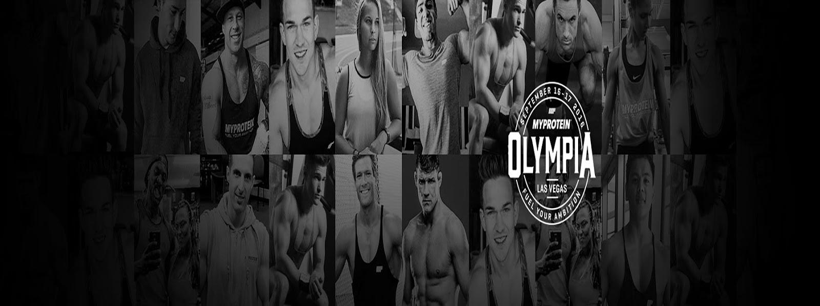 πληροφορίες για το Mr. Olympia