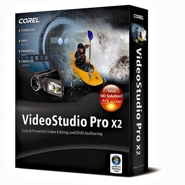 Videostudio pro x2