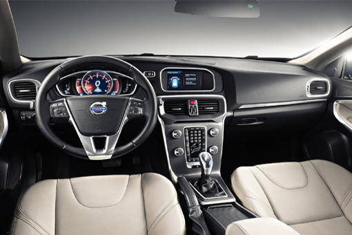 All New Volvo V40 2013 More Elegant And Sporty The New