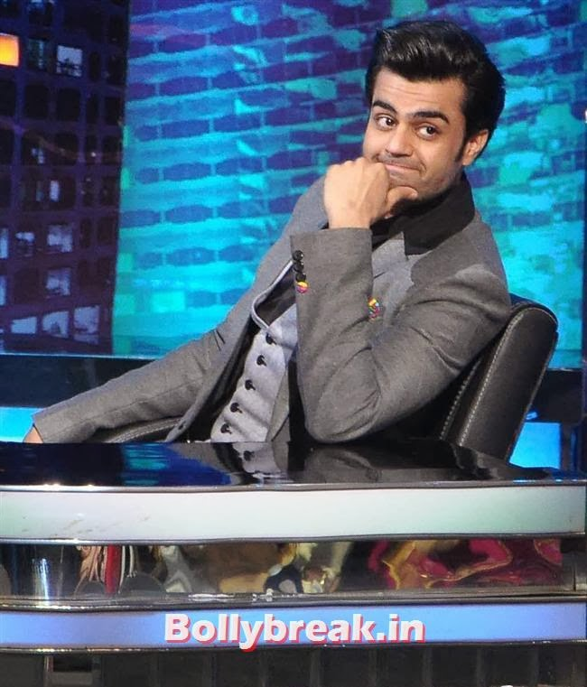 Manish Paul, Mahi Gill Promotes Gang of Ghosts on 'Mad in India'