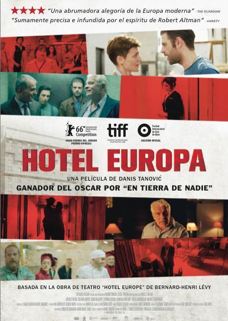 hotel europa filmaffinity