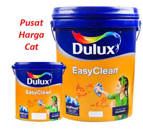 Harga Cat Tembok Dulux Easy Clean