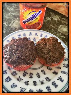 Ovomaltine, Ovov, Muffins, Schokolade Ovo Crunchy