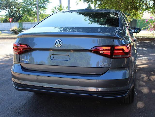 VW Virtus MSI Automático