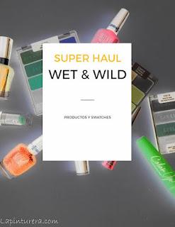 Portadilla Wet & Wild