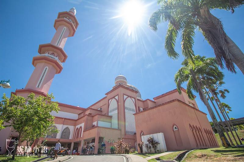 【沙巴亞庇景點】沙巴首都亞庇市區最有特色的三間清真寺