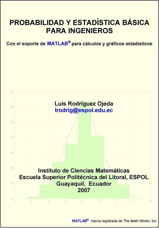 Probabilidad y estadística básica para ingenieros – Luis Rodríguez Ojeda
