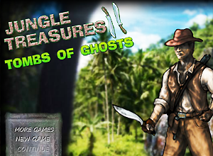 Jungle Treasures 2 Thombs of Ghosts