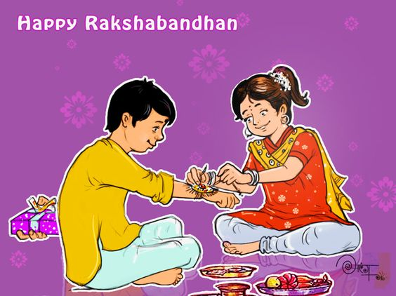 rakhi 2018 photos