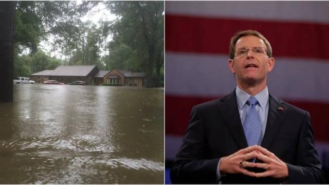 Pastor que diz que Deus pune LGBTs com desastres naturais perde a casa em alagamento