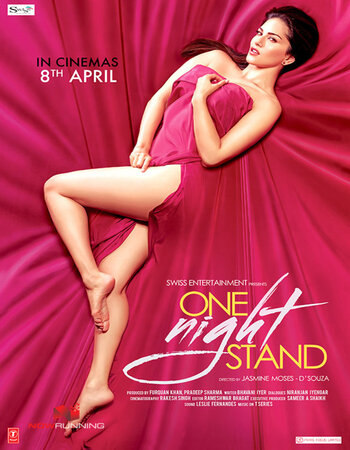 One Night Stand (2016) Hindi 720p WEB-DL x264 750MB ESubs Movie Download