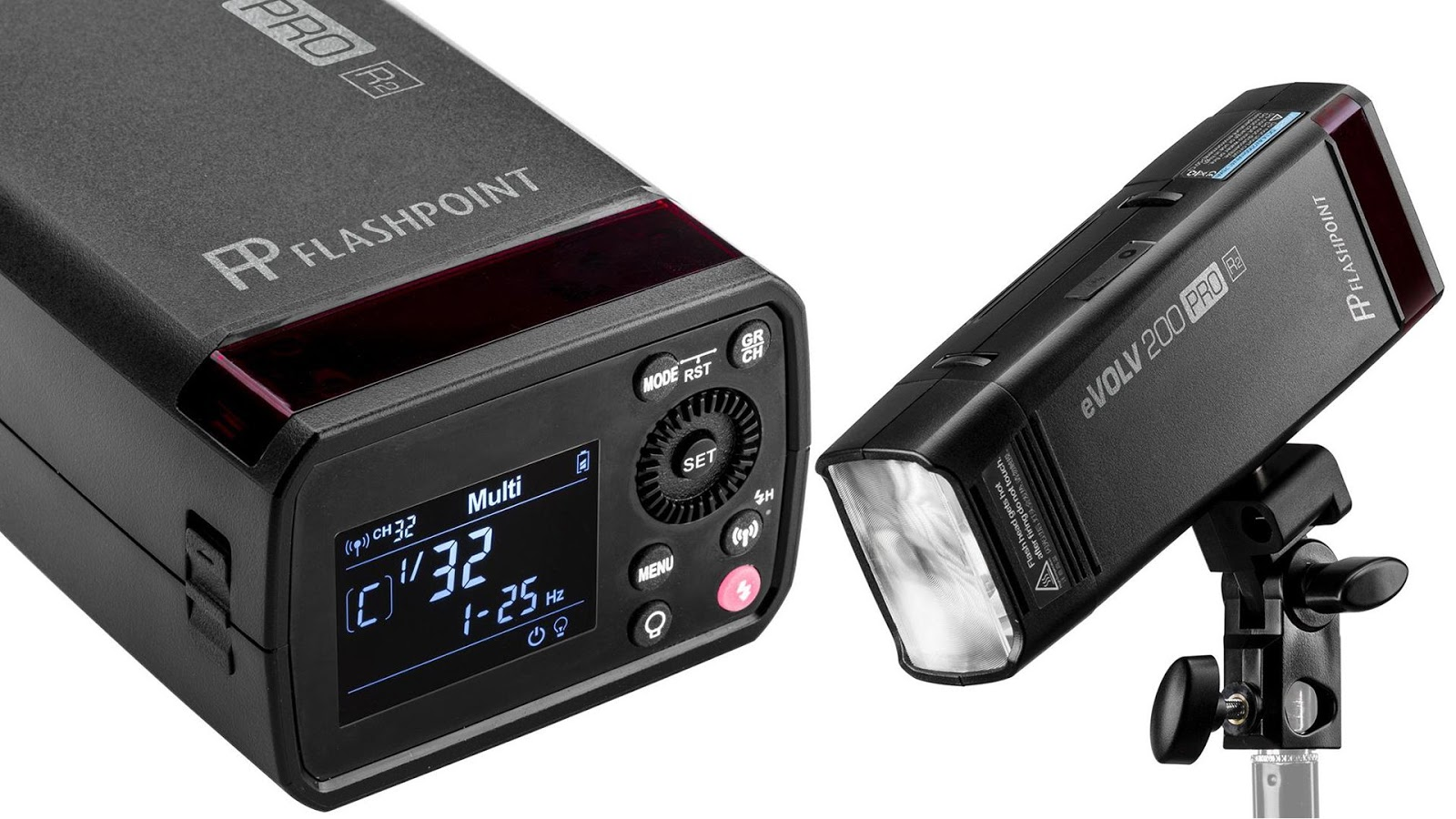 Flashpoint eVOLV 200 Pro (Godox AD200 Pro)