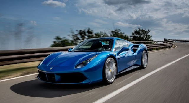 2017 Ferrari 488 GTB Scuderia Review