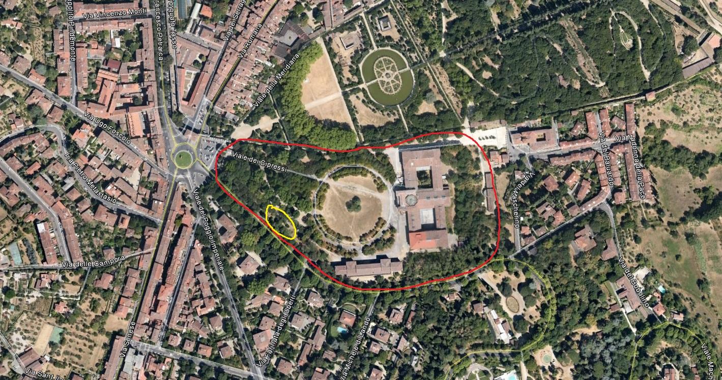 Dondo Land - le aree gioco a Firenze: 2013