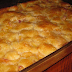 """Lazy Man's"" Pie- Peach Cobbler"