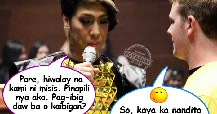 Funny Tagalog Meme Jokes : Vice ganda funny tagalog quotes and jokes ~ boy banat