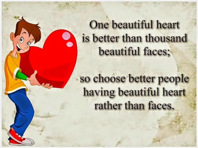 30 Beautiful Quotes on Inner Beauty - Freshmorningquotes |Beautiful Heart Quotes And Sayings