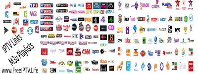 worldwide iptv m3u playlist download sd/hd tv channels
