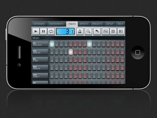 Hip hop hypedog fl studio mobile for iphone ipad ipod for Studio mobili