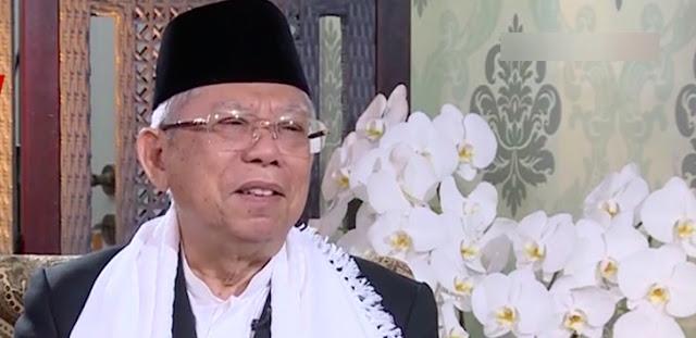 Pengamat Anggap Penyesalan KH Ma'ruf Amin Sudah Terlambat