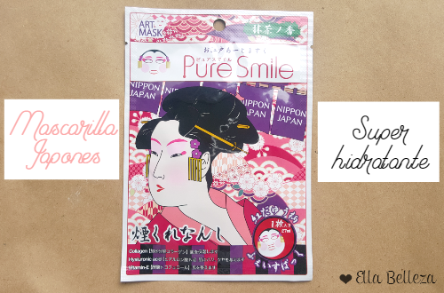Mascarilla Japonesa Pure Smile