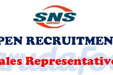 Lowongan Kerja di PT. Sinar Niaga Sejahtera (SNS)
