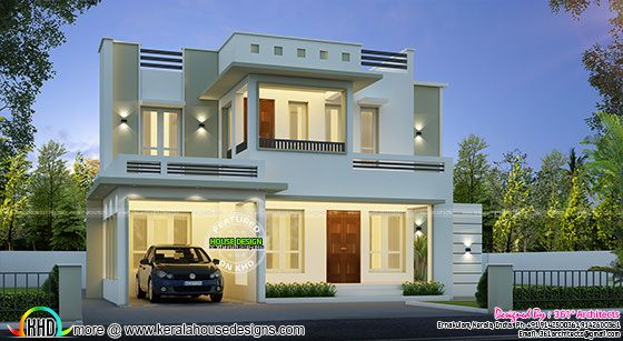 Awesome elegant home in Kerala