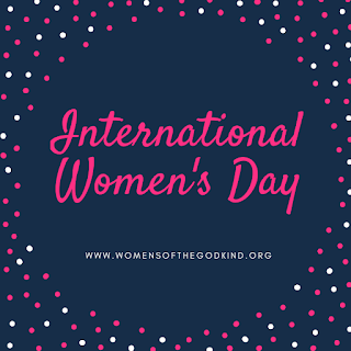 Happy International Women's Day, WOTGK