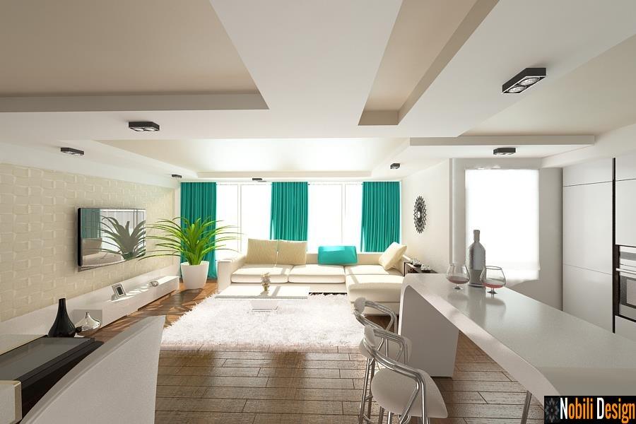 Design interior case - moderne - Bucuresti