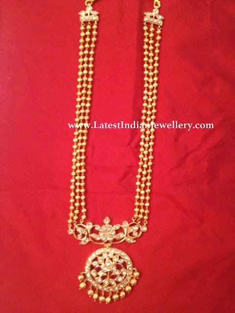 Traditional Gold Balls Haram
