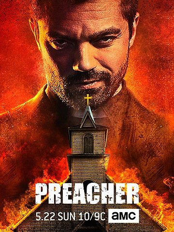 Preacher – Saison 1 [Complete] [Streaming] [Telecharger]